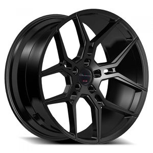 "New 20"" Staggered Giovanna Wheels Haleb Black Rims(4pcs/set) for Sale in Industry, CA"