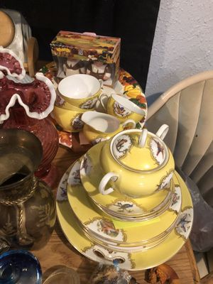 Tea set for Sale in New Port Richey, FL