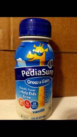 Pediasure, Vanilla for Sale in Sully Station, VA