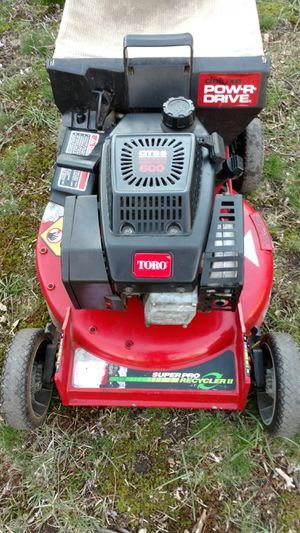 Toro commercial mower for Sale in Providence, RI