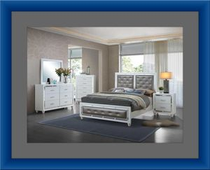11pc Mackenzie bedroom set with mattress for Sale in Gambrills, MD