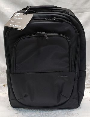 "Tucano Stilo 15.6"" Laptop Backpack (Black) for Sale in Santa Fe Springs, CA"
