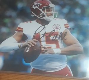 Must Go Asap SuperBowl Champs Chiefs Lot All Items With COA for Sale in Overland Park, KS