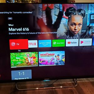 55 Inch Sony 3D Smart TV. Comes With a Pair Of 3D Glasses for Sale in Peabody, MA