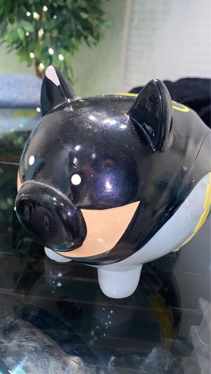 Batman Piggy Bank for Sale in Missouri City, TX