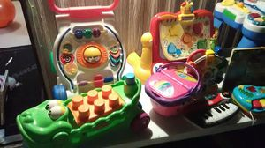 Baby toys vtech fisher price little tikes for Sale in Austin, TX