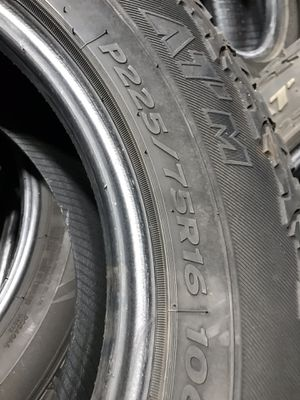 Used tiers for Sale in Springfield, VA
