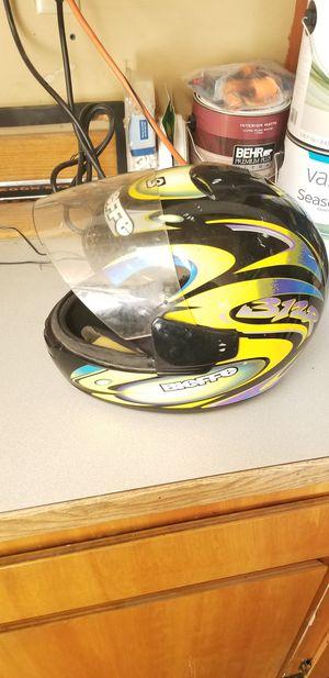 Bieffe Motorcycle Helmet Lg for Sale in Prineville, OR