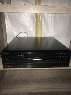ONKYO DVD/Cd surround sound player for Sale in Austin, TX