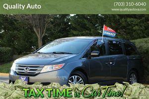 2012 Honda Odyssey for Sale in Sterling, VA