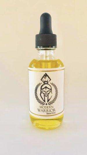 "Modern Warrior ""KING OF GODS"" beard oil for Sale in Island Lake, IL"