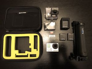 GoPro Hero 3+ with accessories for Sale in Montclair, CA