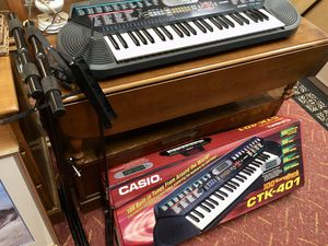 Casio SongBank Keyboard for Sale in Easton, MA