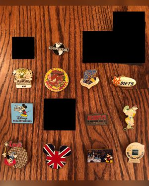 Assorted Pins - Disney and Other Misc. for Sale in Allen, TX