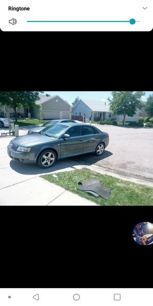 03 audi for Sale in Monument, CO