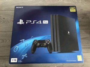 PS4 pro 1TB for Sale in Union City, CA