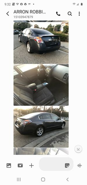 Nissan Altima for Sale in Hayward, CA