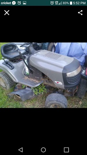 Riding Mower Lawn tractor for Sale in Joppa, MD