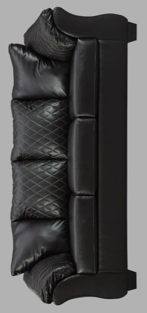 🍄SAME DAY DELİVERY🍄👉 ♥️$39 down payment🎈- Betrillo Black Sofa for Sale in West Laurel, MD
