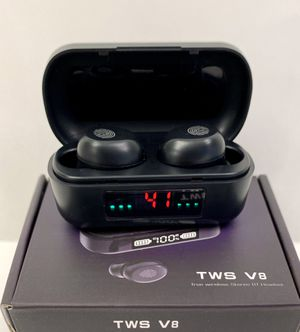 V8 TWS True Wireless EarBuds for Sale in Norco, CA