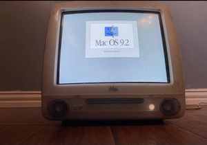 Apple IMac classic for Sale in Grand Prairie, TX