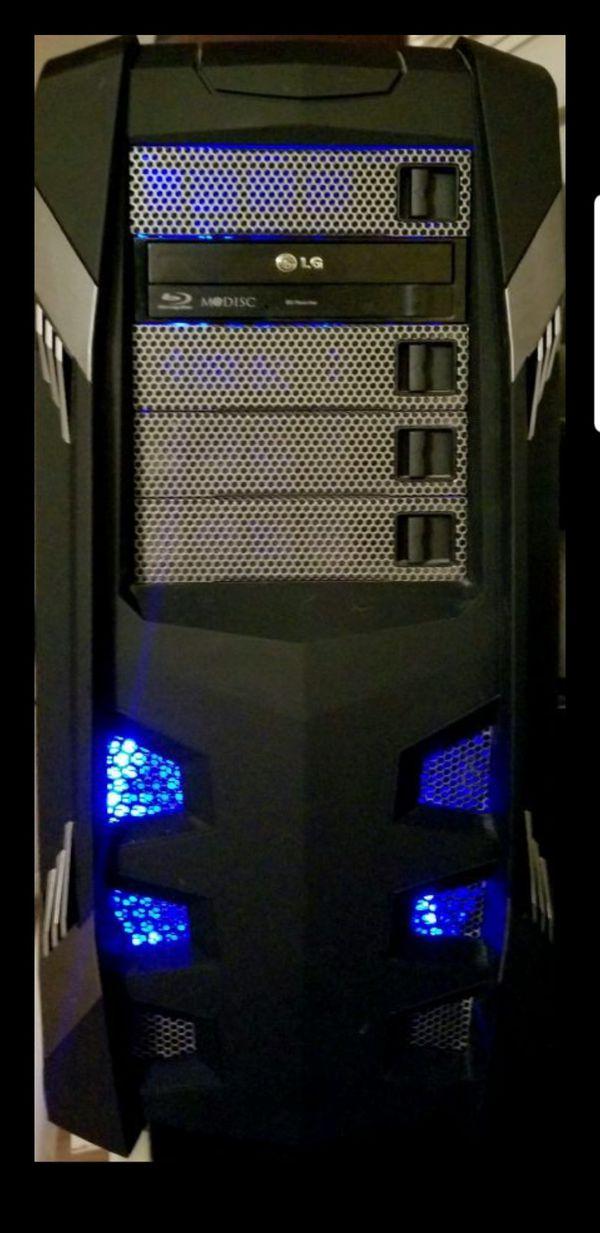 Custom 4k gaming computer- no hdd