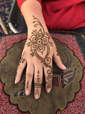 Bohemian henna tattoos for Sale in Los Angeles, CA