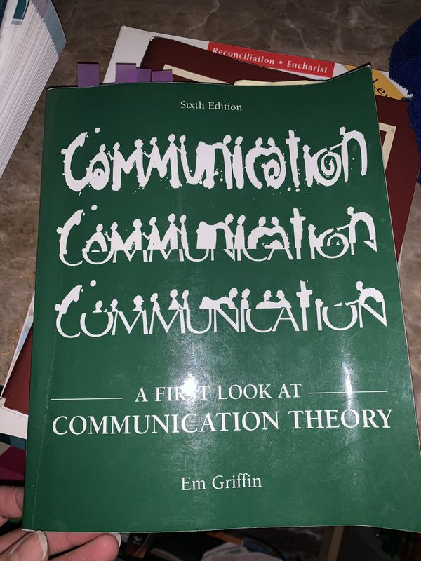 College textbook - Communication