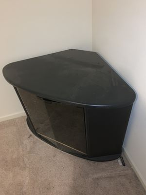 Corner TV Stand for Sale in Durham, NC