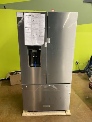 KitchenAid French Door Refrigerator Counter Depth for Sale in West Covina, CA