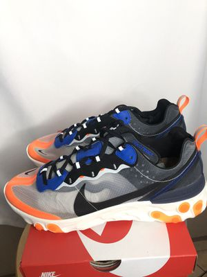 Nike react 87 for Sale in Sacramento, CA