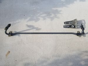 2002-2006 Lancer Progress Rear Anti Sway Bar w/AutoCross Perches for Sale in Tampa, FL