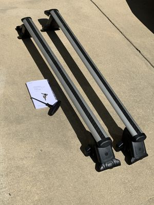 Audi Base Carrier Bars (roof rack) fit 2015-2021 A3 S3 RS3 for Sale in Laurel, MD