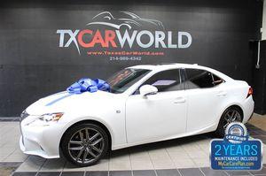 2016 Lexus IS 200t for Sale in Dallas, TX