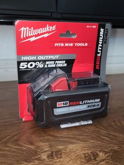 Milwaukee M18 Battery 8.0 (NEW) for Sale in San Diego,  CA