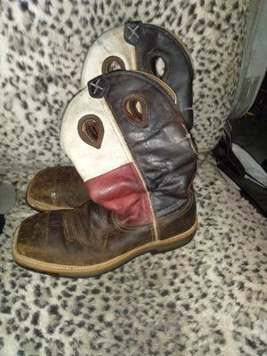 Twisted X Teal's has cowboy boots for Sale in Angleton, TX