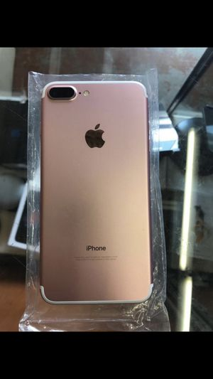 Factory unlocked iPhone 7 Plus for Sale in Plano, TX