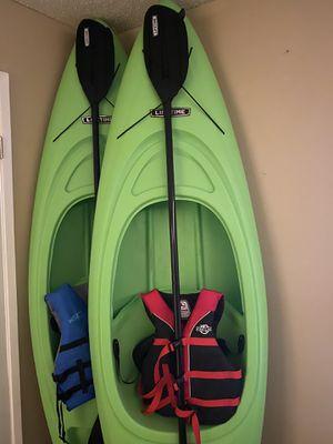 Lifetime Kayaks for Sale in Denver, CO