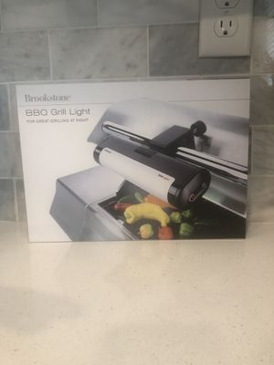 Brookstone BBQ grill light for Sale in Rancho Cordova, CA