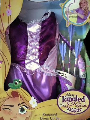 Rapunzel Dress Up Set for Sale in Chula Vista, CA