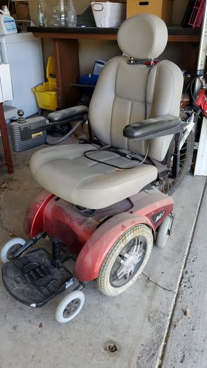 Powered wheelchair Jet 2 for Sale in Irvine, CA
