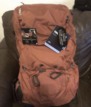 New Hiking Backpack Thule for Sale in Berwyn, IL