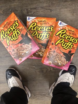 Limited Edition Travis Scott Recess Puff Cereal for Sale for Sale in Salinas, CA
