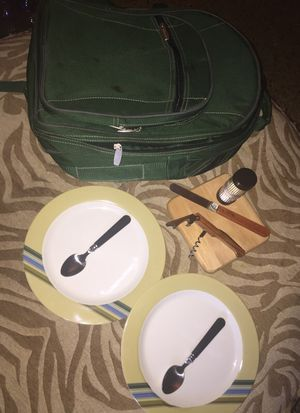 Convenient Picnic backpack for Sale in Tampa, FL
