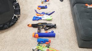 Nerf guns for Sale in Portland, OR