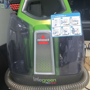 Bissell Little Green Machine ProHeat for Sale in Houston, TX