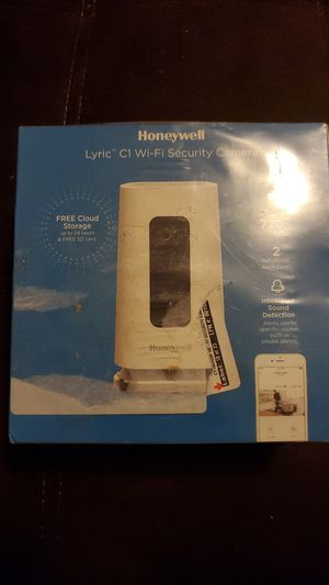 Honeywell Wifi Security Camera for Sale in Oak Park, IL