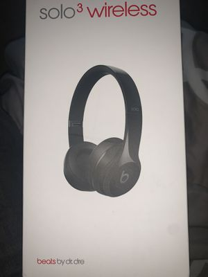 Beats solo 3 wireless for Sale in Norristown, PA