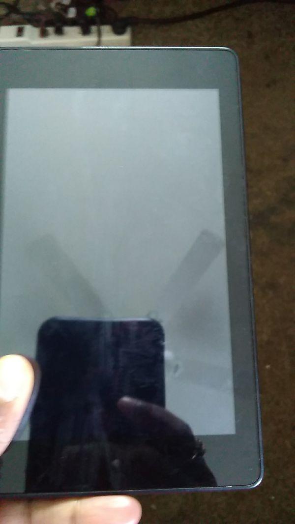 Kindle Amazon 7inch tablet