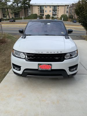2016 Land Rover Range Rover Sport for Sale in West McLean, VA